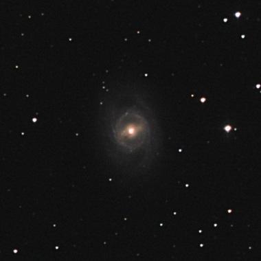 しし座の系外銀河M95