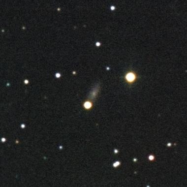 おおぐま座の系外銀河UGC5247